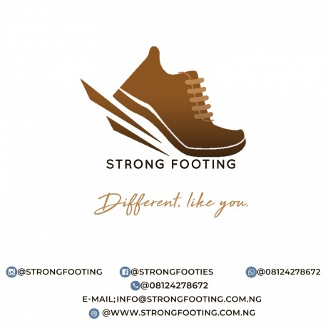 Strongfooting