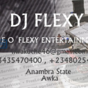CEO FLEXY ENTERTAINMENT BRINGING SOUND TO YOUR DOORSTEP