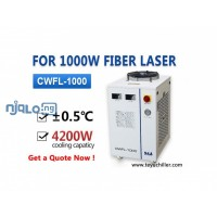 air-cooled-laser-water-chiller-for-1kw-fiber-laser-cutting-equipment-small-0