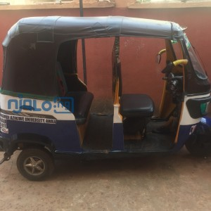 TVS KING ( fairly used keke)