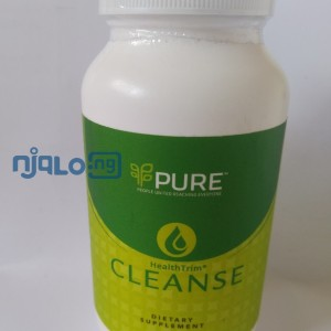 Cleanse: A 100% Natural and Organic Cleanser. Tested and Trusted.