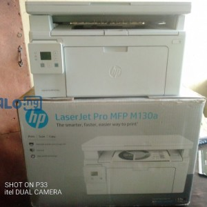 HP LASERJET PRINTER (MFP M130A)