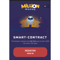 money-bills-itself-as-a-smart-contract-that-provides-the-fastest-easiest-and-risk-free-way-to-earn-1500-eth-every-100-days-small-0