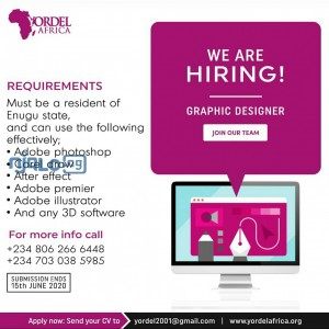 Graphics Designer needed. Be good at photoshop.
