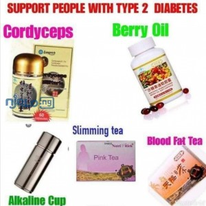 Diabetic suplement