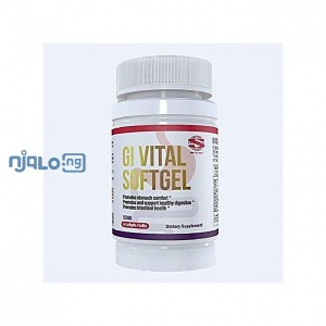 Ucher Total Cure With GI VITAL SOFTGEL