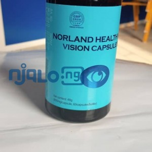 Total Cure For Eyes Problems With Norland Healthway Vision Capsule