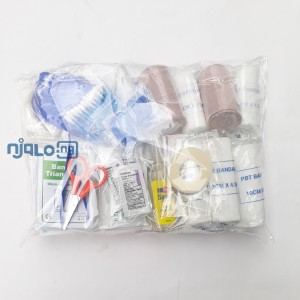 Levande First Aid Kit refill Pack - Medium
