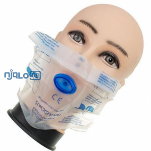 CPR Face Shields (Pack of 10)