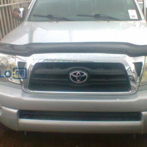 TAKE IT ALL WITH THE TOYOTA 4X4 TACOME PRE RUNNER V6 SRS