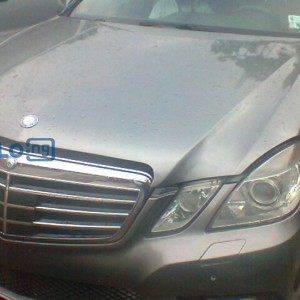THE ALL CLASSY MERCEDES E350