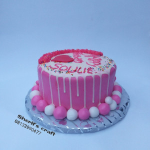 Cakes made with passion, beautiful inside and out