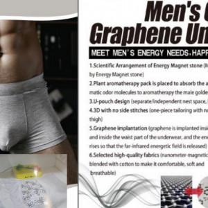 Male And Female Quantum Grapheme Underwear