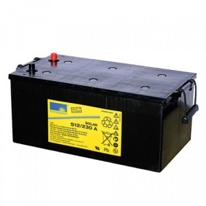 12V/230AH EXIDE/ SONNENSCHEIN DEEP CYCLE BATTERIES