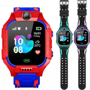 Kids Children LBS Positioning Tracker Smart Watch Phone