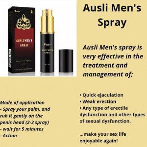 AUSLI MEN'S PENIS SPRAY
