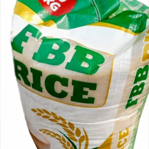 50kg FBB Rice - Nigerian Best Premium Parboiled &100% Sorted Rice.
