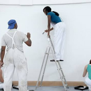 Painting and industrial cleaning services