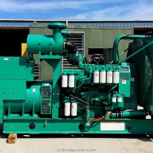 Sales and Lease of new and used generators