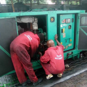 Generator installation, diagnosis, repair and maintenance services