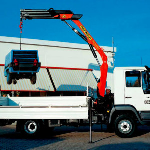 Heavy-duty equipments logistics services
