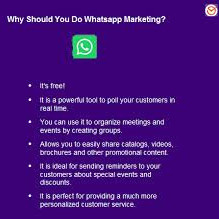 WhatsApp Marketing Made Easy