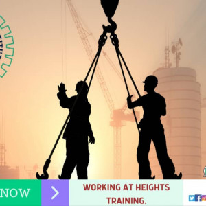 WORKIING AT HEIGHT TRAINING
