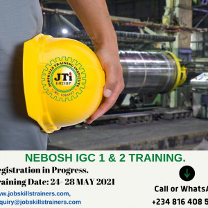 NEBOSH IGC 1 & 2 TRAINING