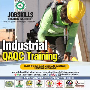INDUSTRIAL QUALITY CONTROL & QUALITY ASSURANCE TRAINING
