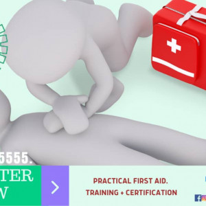 PRACTICAL FIRST AID TRAINING