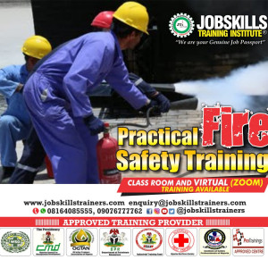 PRACTICAL FIRE SAFETY TRAINING