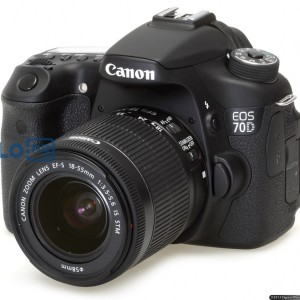 CANON EOS 70D with Full Accesories