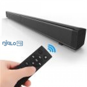 31.5 Inch Hi-Fi Stereo TV Sound Bar with Bluetooth & Remote Control