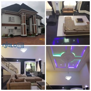 A Furnished 6 bedroom Duplex