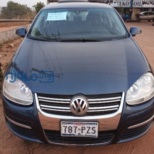 US used Volkswagen Jetta 2007 model