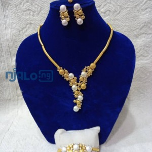Original gold/silver jewelries