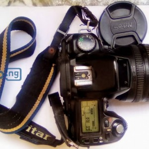 D80 CAMERA FOR SALE