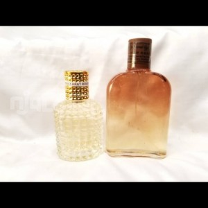 Undiluted Perfume oils