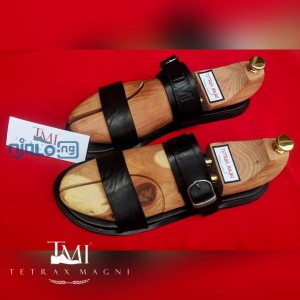 Tetrax Magni luxury slippers