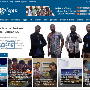 Website Design with Free Hosting all at N5,000